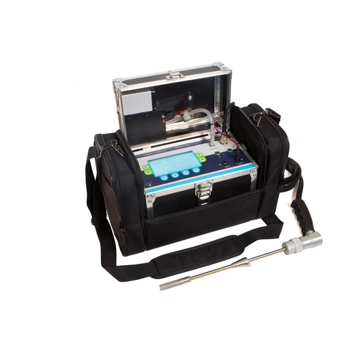 Газоанализатор «Полар про» в сумке для транспортировки