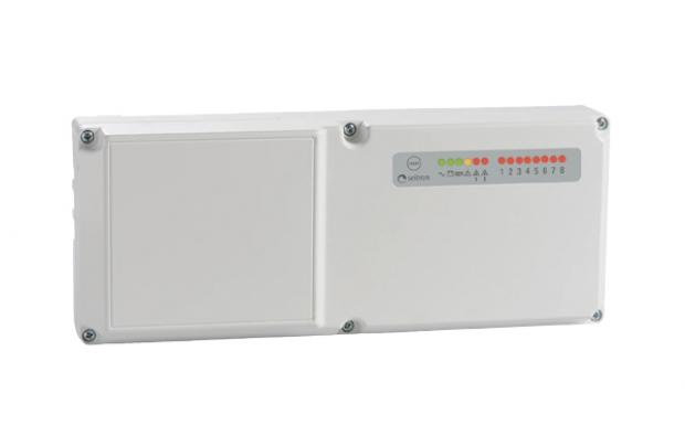 Блок питания и сигнализации RX A01M