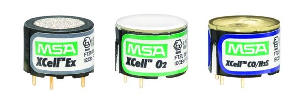 Портативные многокомпонентные газоанализаторы ALTAIR 5X, ALTAIR 5X IR. Датчики.