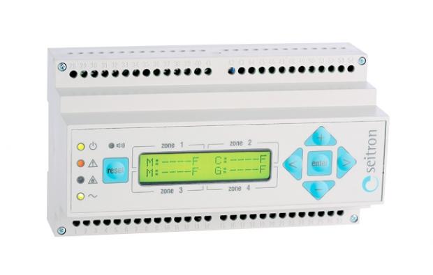 Блок питания и сигнализации RGY 000 MBP4