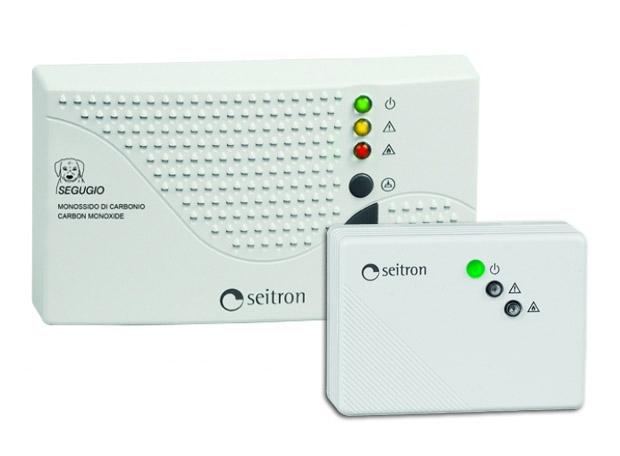 Сигнализатор RGD СО0 MP1 с внешним сенсором SGA MET