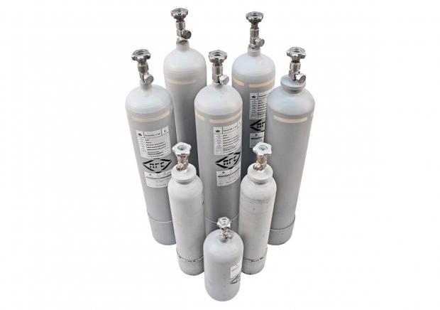 Государственные стандартные образцы - поверочные газовые смеси 0-го и 1-го разряда
