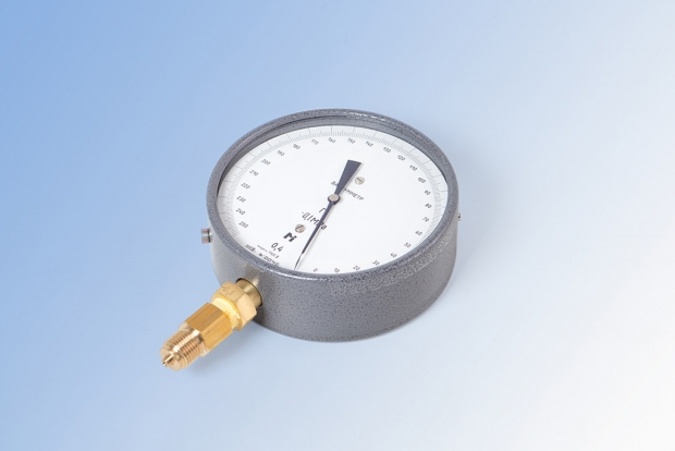 Вакуумметр деформационный образцовый с условной шкалой типа ВО