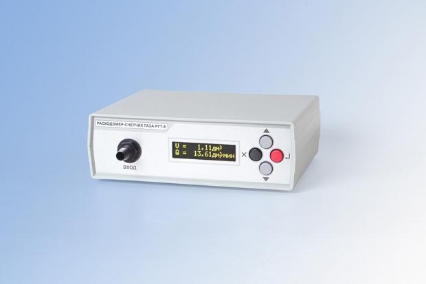 Рабочий эталон 2 разряда – Расходомер-счетчик газа РГТ-6