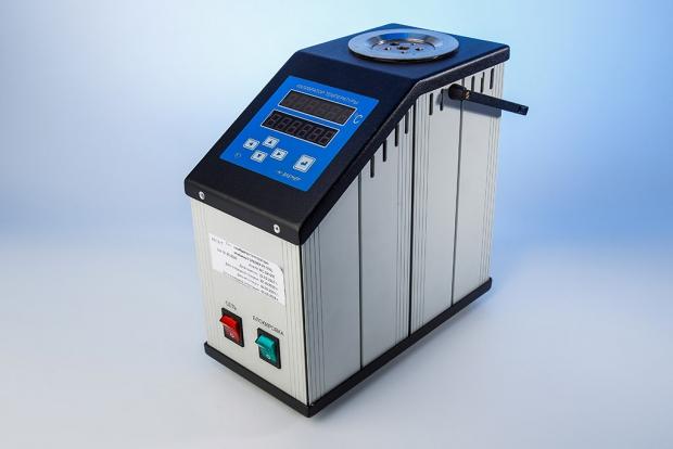 Рабочий эталон 3-го разряда - калибратор температуры КТ-500L